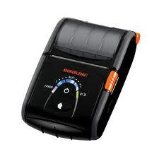 Impresoras móviles de tickets y códigos de barra térmica Bixolon SPP-R200 Serie/USB, Bluetooth