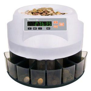 Contadora clasificadora de monedas Detectalia M5
