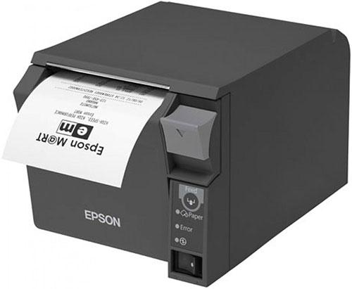 Impresoras de tickets térmica Epson TM-T70II