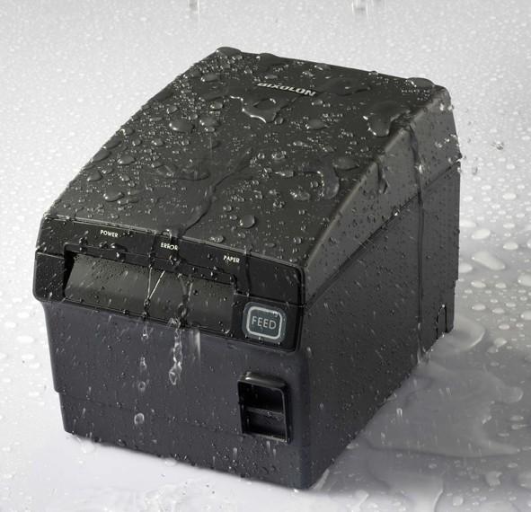 Impresoras de tickets térmica Bixolon SRP F310. Conexión USB+Ethernet+Serie o paralelo
