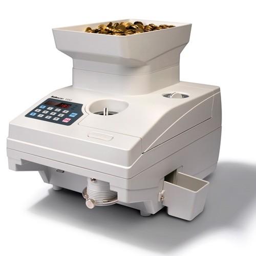 Contadora clasificadora de monedas Safescan 1550
