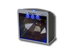 Scanner lector de código de barras láser omnidireccional Metrologic MS-7820 Solaris (de sobremesa)