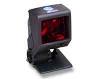 Scanner lector de código de barras láser omnidireccional Metrologic MS-3580 Quantum T (de sobremesa)
