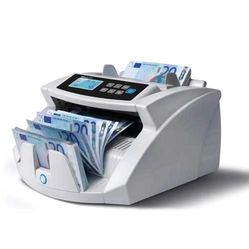 Contadora de billetes Safescan 2250 (también máquinas detectoras de billetes falsos)