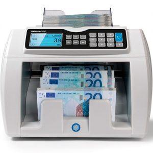 Contadora de billetes Safescan 2665 (también máquinas detectoras de billetes falsos)