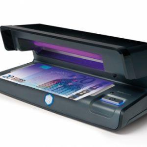 Detector billetes falsos Safescan 70 (por ultravioleta)