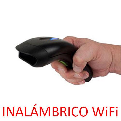 Scanner lector de código de barras laser SEYPOS KC3500 (de mano inalámbrico WIFI)