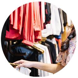 TPV para tienda de ropa