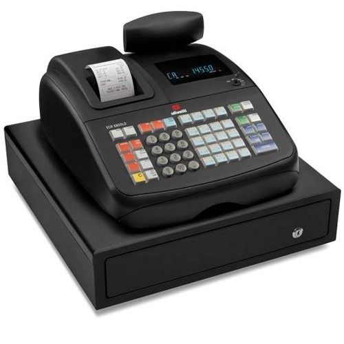 Registradora Olivetti ECR 6800 LD